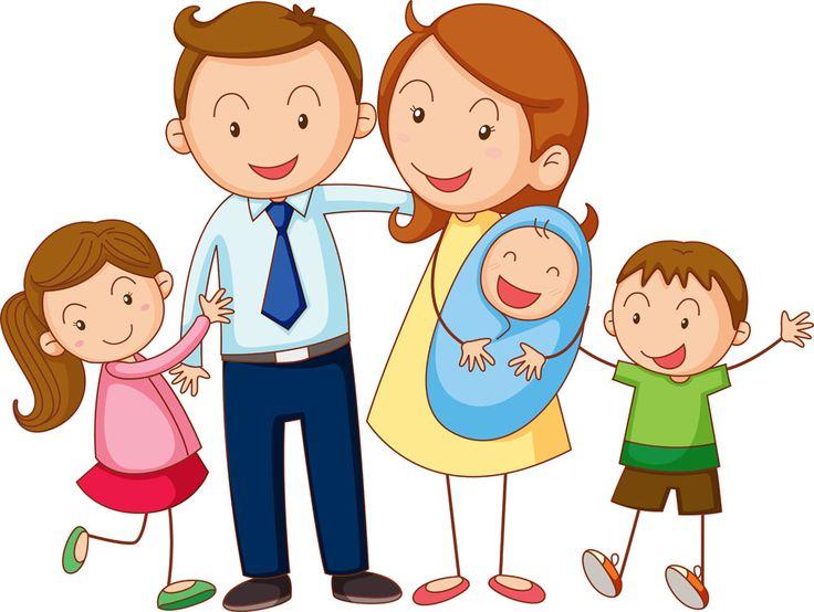 18 best family images on pinterest families clip art and dolls rh pinterest com clipart of family and friends clip art of family prayer