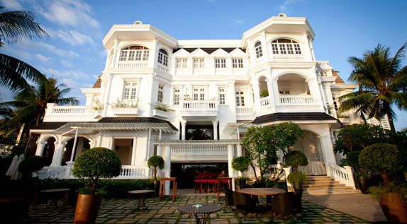 Villa Song, Saigon - Vietnam