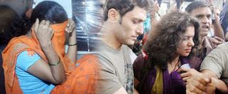 Shiney Ahuja Arrested