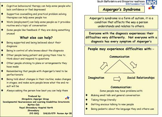 Asperous syndrome