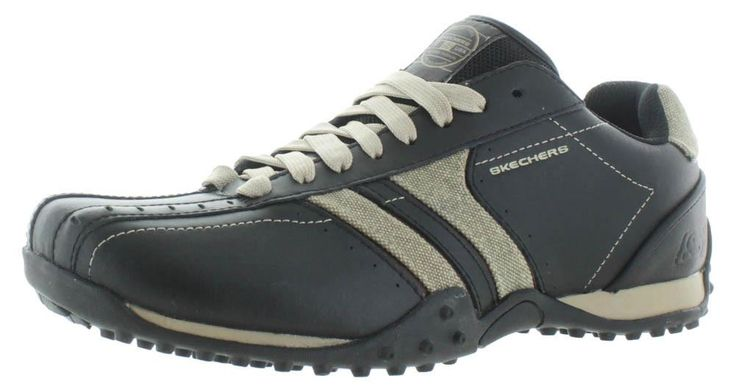 Skechers Urban Track Forward Men's Casual Oxford Shoes