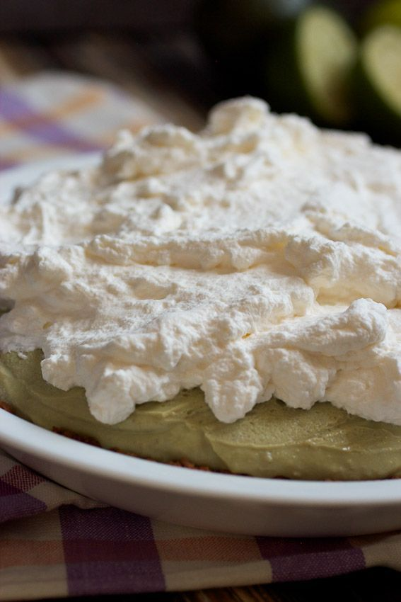 Avocado Cream Pie | Review of First Prize Pies by Allison Kave plus her recipe for Avocado Cream Pie.