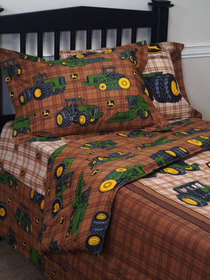 John Deere Bunk Bed Kit : Best quilt john deere tractors images on pinterest