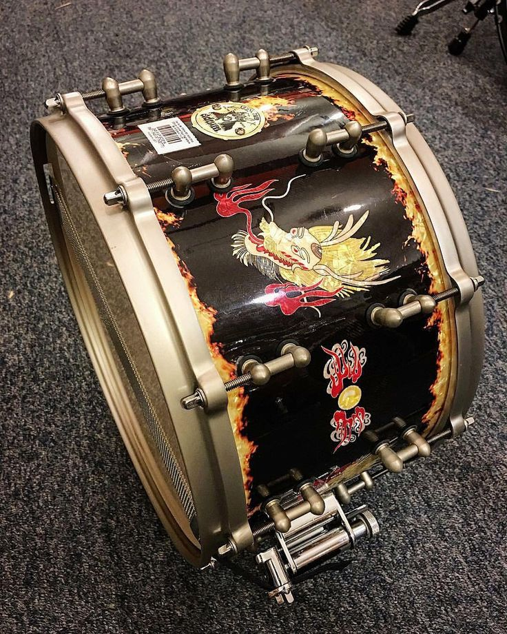 "235 Likes, 5 Comments - John James (@jjc_sendmeurdrums) on Instagram: ""Ddrum USA Signature Series , groove metal heavyweight, Vinnie Paul 14x8"" snare drum. Love that…"""