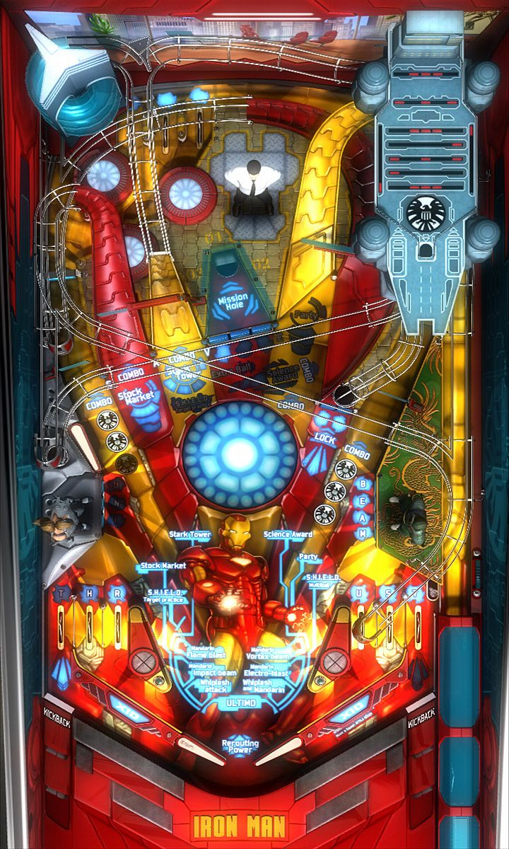 Vintage Pinball Machine. Zip contains AI and PDF formats ... |Pinball Top View
