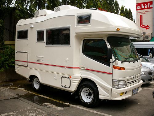 Best Small Motorhomes Images On Pinterest Travel Trailers - Small motor homes
