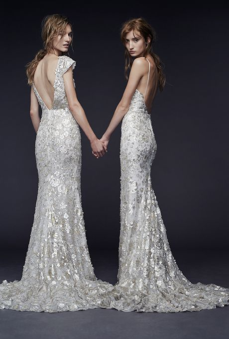 Brides: Vera Wang Wedding Dresses Fall 2015 Bridal Runway Shows Brides.com | Wedding Dresses Style