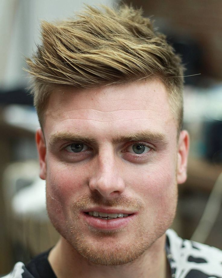 16 Best 15 Haircuts Hairstyles For Men With Thick Hair Images On