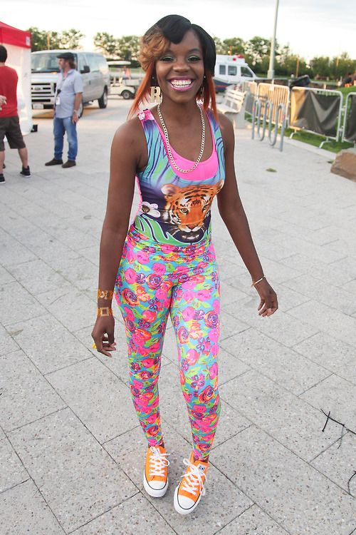 rye rye and converse | rye-rye-converse-city-carnage-music-festival-4 | Female Rappers NET