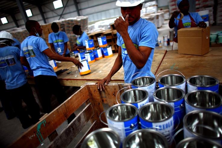 Will 'Made In Haiti' Factories Improve Life In Haiti