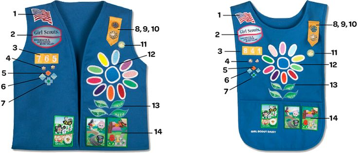 Girl Scouts wear uniforms in ceremonies, when officially representing Girl Scouts, and when they want to share their Girl Scout pride. General Guidelines Sashes are worn from the right shoulder to …