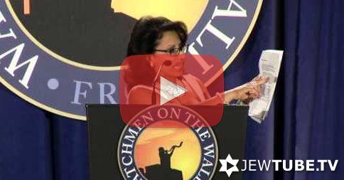 Brigitte Gabriel Reveals The Muslim Brotherhood's Plan for The Destruction of The United States