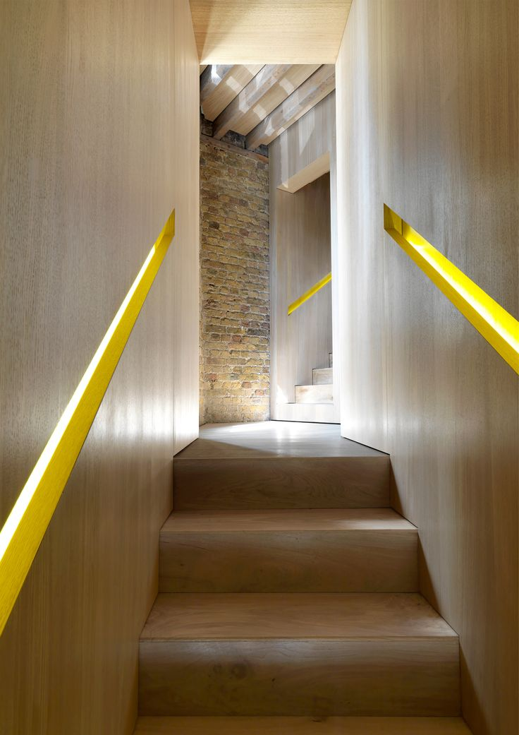 21 Staircase Lighting Design Ideas Pictures: Stairs Design / Stairs Lighting