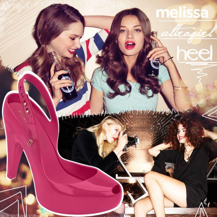 Melissa Ultragirl Heel