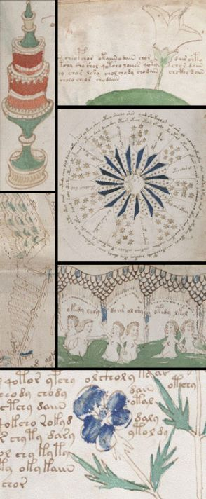 The Voynich Manuscript. (High school level research paper)
