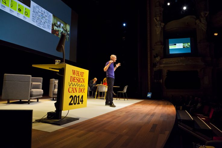 What Design Can Do (#WDCD) conference. Photos day 1 | 8.05.2014