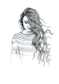 Garota | via Tumblr