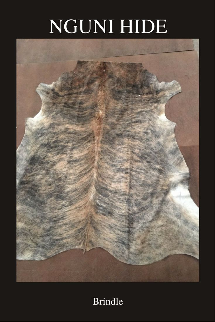 Nguni - Genuine South Africa Nguni Hides from R3,150 incl. delivery (T&C's apply)