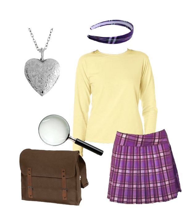 While there are several different looks that you can create to look like Nancy Drew (Nancy never just wears one outfit, she's always styling something ...