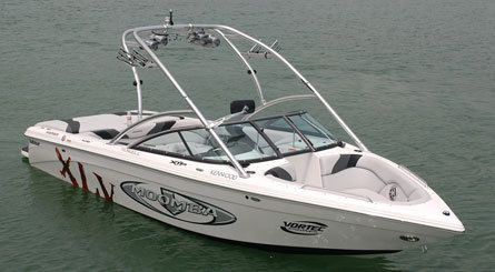 Research 2008- Moomba Boats - Mobius XLV GG on iboats.com