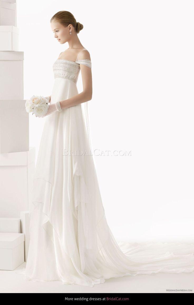 Abito da sposa Rosa Clara 157 Celia 2014 - TuoAbito.it