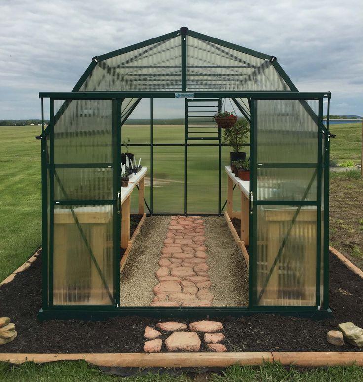 Grandio Elite Greenhouse in Ohio.