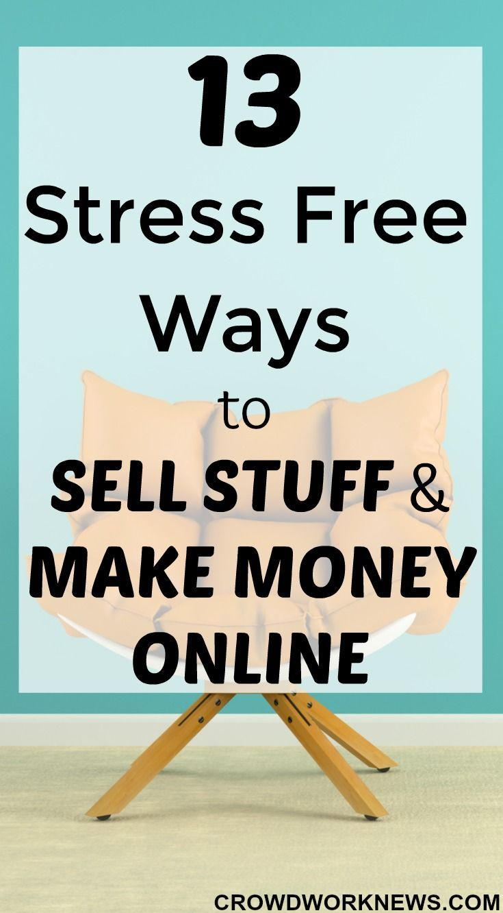 13 Top Sites Like Craigslist To Sell Stuff Online And Make Money How To Make Money Things To Sell Make Money Online
