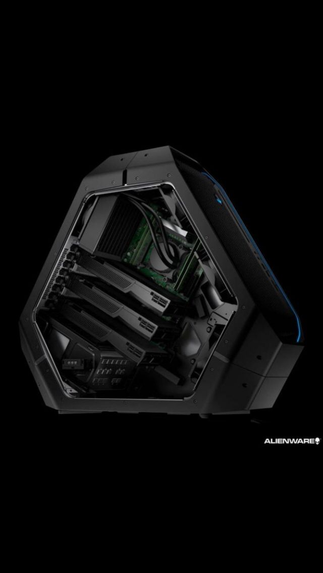 Alienware area51 gaming PC
