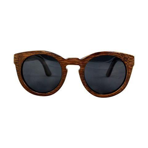 """Ξύλινα Γυαλιά Ηλίου Pantos """"POLY"""" Brown €99.90"""