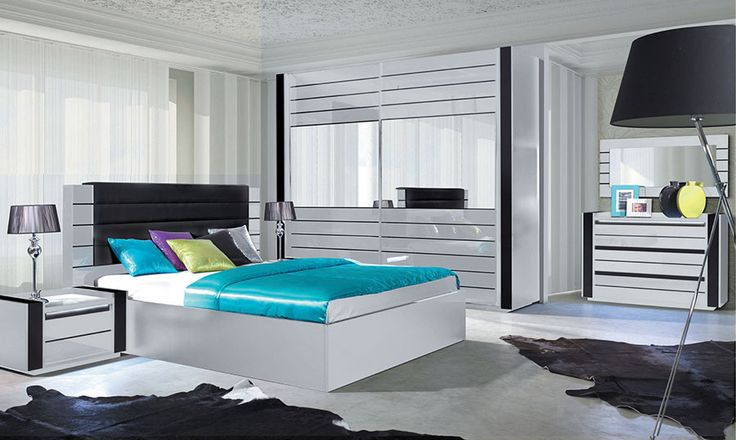 17 best images about chambre adulte design ou for Chambre adulte complete contemporaine maguy 4