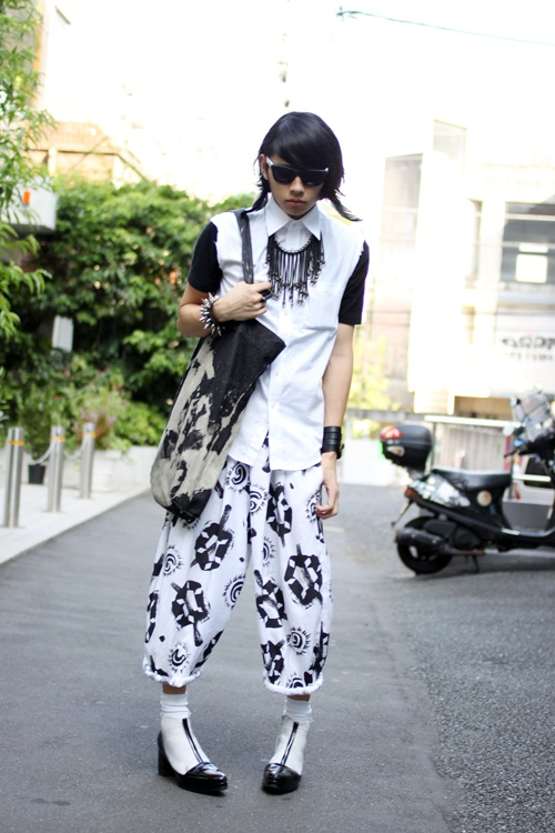 Japanese Fashion Pinterest