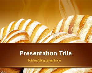 Bakery PowerPoint Template | Free Powerpoint Templates