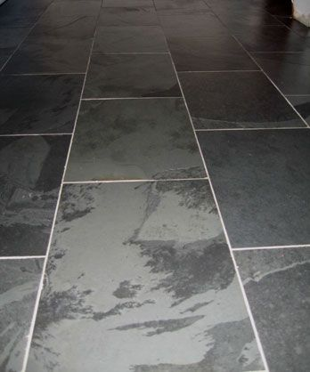 Slate   Black Riven Slate Floor Tiles. Available In Many Sizes For Floors  And Walls