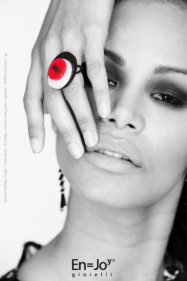 Ph.: Cesare Colognesi Make Up: Giada Russo Make Up Modella: Astrid Pinero Herrera Stilista: Meryem Line ML Gioielli: En=Joy gioielli