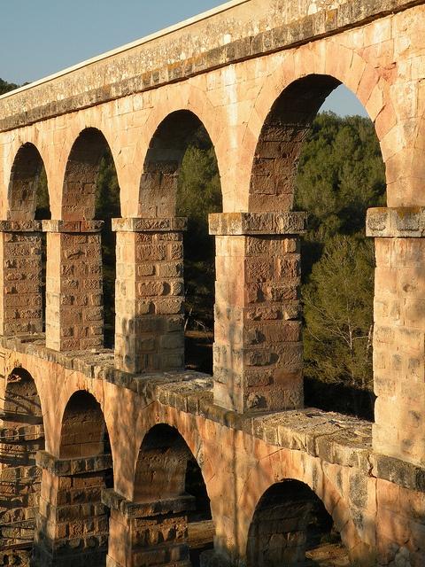 Aqüeducte de les Ferreres, Tarragona Romà