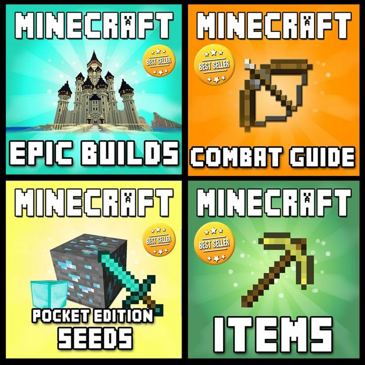 Minecraft Essential Handbook: Minecraft Seeds, Minecraft Builds, Minecraft Items, & More  ($6.04) http://www.amazon.com/exec/obidos/ASIN/B00I6SR9F2/hpb2-20/ASIN/B00I6SR9F2