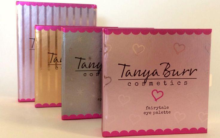 Tanya Burr Eye Palettes