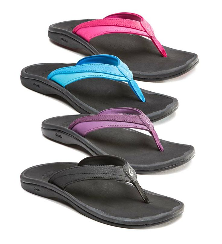 Women's Ohana Flip-Flops | To The Beach! | Pinterest ...