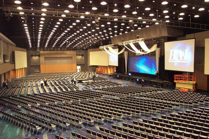 Georgia World Congress Center Atlanta GA VISION BOARD Pinterest Worl