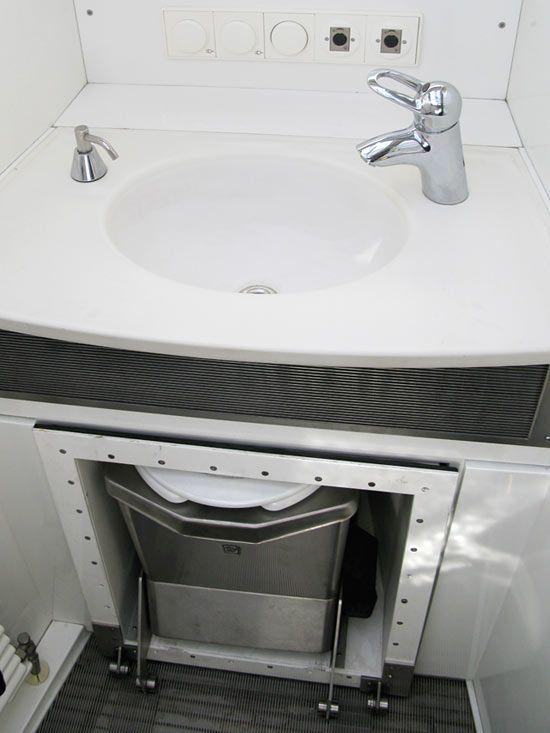 Delightful Alternative RV Toilet