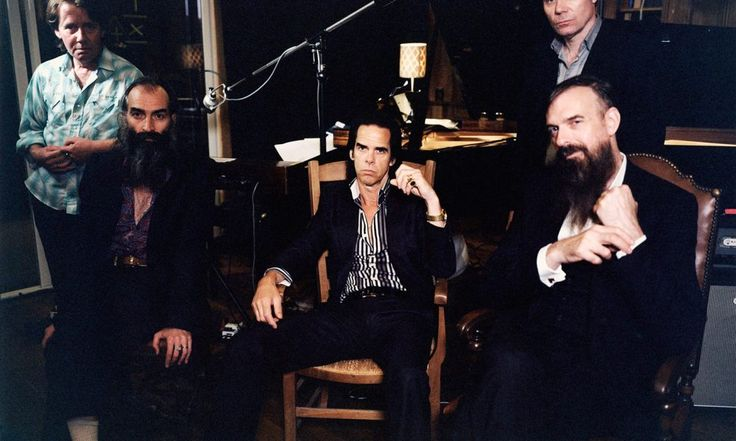 Nick Cave And The Bad Seeds | New album 'Skeleton Tree' and concert film 'One More Time With Feeling' due this fall