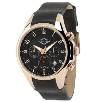 Reloj Easy Cronografo Negro Dorado  http://www.tutunca.es/reloj-easy-cronografo-negro-dorado