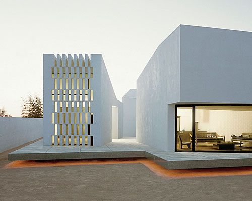 Created by Carlos Ferrater and Carlos Escura of the Office of Architecture in Barcelona, House of a Photographer II