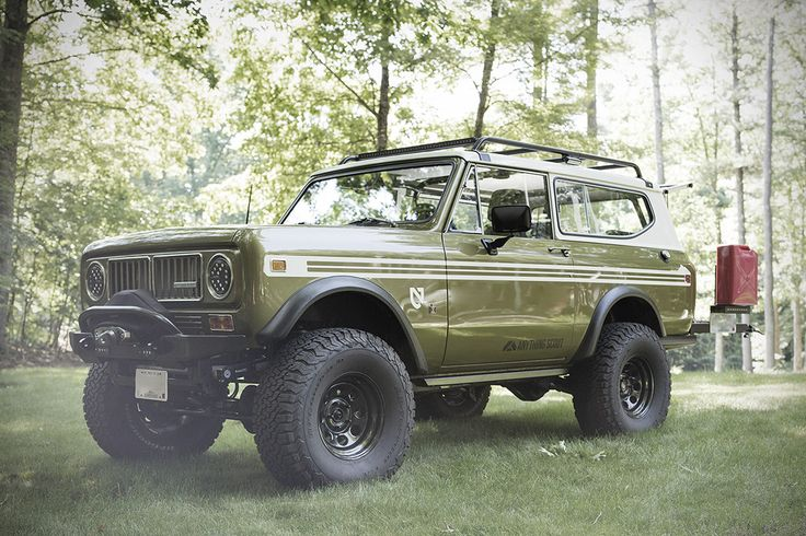 International Harvester Scout by Anything Scout