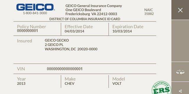 Free Fake Auto Insurance Card Template Fake Insurance Card