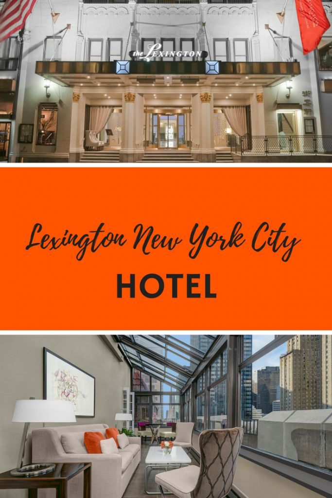 Fun things to do in New York City while staying at The Lexington NYC.  via @thethoughtcard