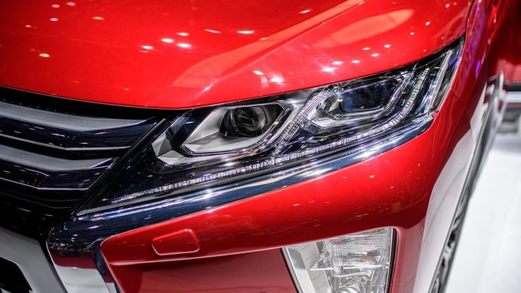 Mitsubishi Eclipse Cross 2018 : A New Small SUV with an Old Name