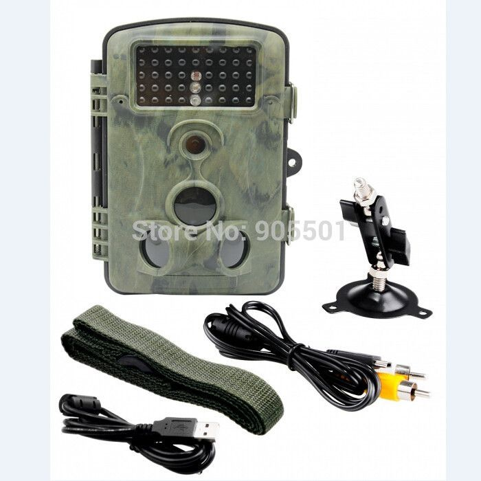 Wildlife Camera Trail Camera 940nm Black Led Invisible Animal Trap 1080P Hunting Camera Free Shipping