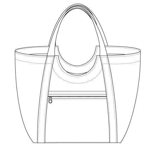 Drawing Lines With Zipper : Best images about handmade handbags on pinterest hobo