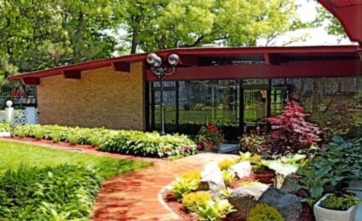 17 Best Images About Mid Century Modern Exteriors On